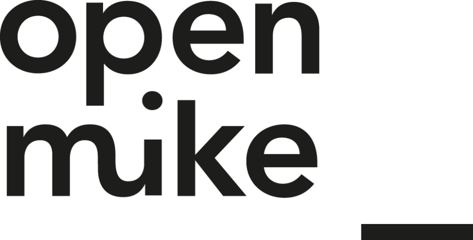 Logo open mike neu